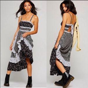 Free people Yesica Maxi Dress